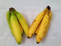 This is interesting. Bananas contain three natural sugars – sucrose, fructose and glucose combined with fiber. A banana gives an instant, sustained and substantial boost of energy. Research has proven that just two bananas provide enough energy for a strenuous 90-minute workout. No wonder the banana is the number one fruit with the world's leading…