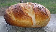 Vali kenyere   Budafoki élesztő Bread, Food, Brot, Essen, Baking, Meals, Breads, Buns, Yemek