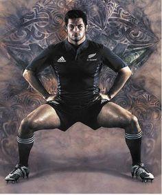 Richie McCaw NZ  All Blacks Poster