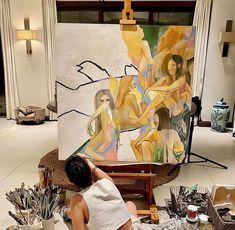 Arte Peculiar, Artist Aesthetic, Art Hoe, Artist Art, New Art, Art Inspo, Art Drawings, Artsy, Sketches