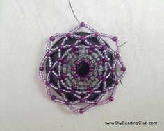 DIY Basic Circular Netting StitchTutorial