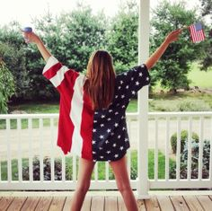 [Her] Sunday's Best : Weekend Outfit Inspo Today World Cup Match, American Pride, American Girls, American Flag, Star Spangled, Weekend Outfit, Playing Dress Up, Dress Me Up, Dress To Impress