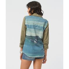 the most perfect jacket - but 80 bucks. New Deal Jacket Billabong Women, She Is Clothed, Surf Outfit, Little Fashion, Swimwear Brands, My Wardrobe, Spring Fashion, My Style, Womens Fashion