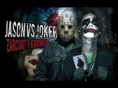 JASON VS JOKER | ZARCORT Y KRONNO | VIDEOCLIP OFICIAL - YouTube