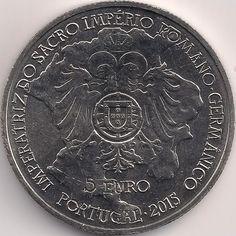 Wertseite: Münze-Europa-Südeuropa-Portugal-Euro-2.50-2015-Isabel de Portugal