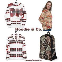 Hoodies, Polyvore, Collection, Fashion, Fashion Styles, Moda, Sweatshirts, Parka, Fashion Illustrations
