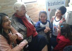 Empatia: escola une avós e crianças e estimula olhar para o outro …