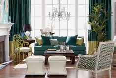 No More Excuses! Here Are 10 Reasons to Decorate with Color: It's Fun