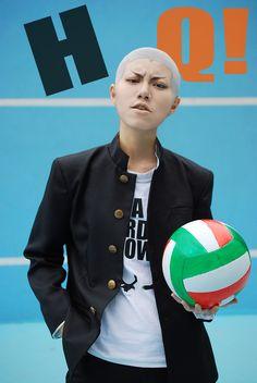 Tanaka Ryuunosuke (by G) | Haikyuu!! #anime #cosplay