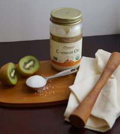 The Savored Plate   Fresh, Fancy, &Fabulous food - homemade kiwi body scrub
