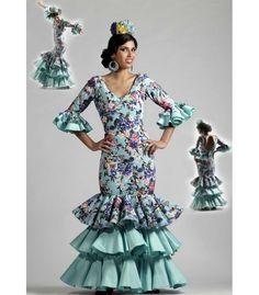 Traje de flamenca Tiento