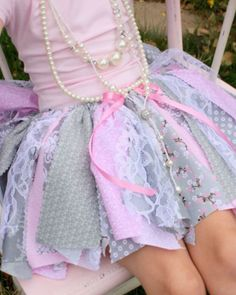 How To Make a No Sew Fabric Tutu -- Sell For Profit or Credits!! Sooo EASY! -- Kids Can Make Them!