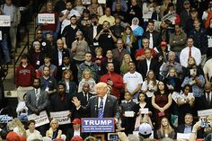 Little Arabia: USA POLITICS Silent protest: Muslim woman ejected from Donald Trump rally | News U.S.Journal: Popular posts, Hot topics, articles and blog