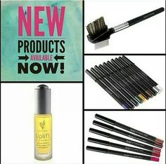 Some new products that are available for purchase!