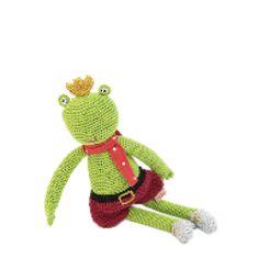 Maileg Frog Prince Crochet - Children