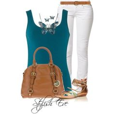 Stylish Eve Outfits 2013: Casual Summer Tops for Women
