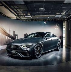 Mercedes gt63