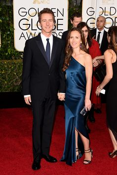 Shauna Robertson The 2015 Golden Globe Awards: Live From the Red Carpet - Gallery - Style.com