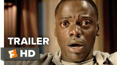 Get Out - Official Trailer - Daniel Kaluuya, Allison Williams & Catherine Keener Scary Movies, New Movies, Good Movies, Movies Online, Allison Williams, Get Out Trailer, Watch Trailer, Horror Films, Horror Stories