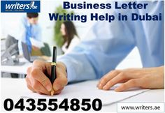 Writers.ae: Business Letter Writing Tips, follow us at http://...