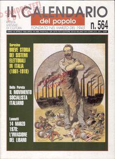 Il Calendario del Popolo n° 564, 1993