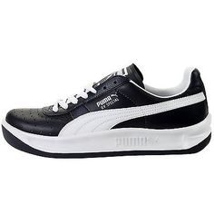 Puma GV Special Mens 343569-65 New Navy White Athletic Shoes Sneakers Size 10.5