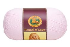 POUND OF LOVE- PINK - Get great value with our premium worsted-weight yarn in an economical size. This classic,…