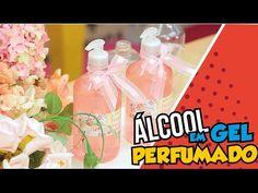 Álcool em Gel Perfumado Peter Paiva