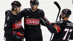 Team Canada Sochi 2014