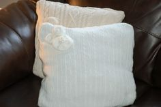 The Pinterest Project: Pillow Talkin...again