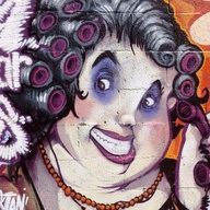 in valencia (#StreetArt on Cool and the Bang)