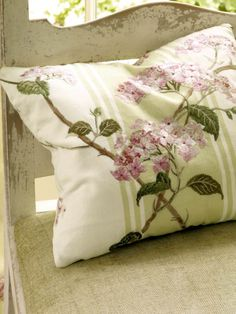 colefax and fowler fabric - gorgeous!