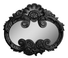 Batman Mirror - if you shine light on it then the reflection will be the bat signal. I need this!