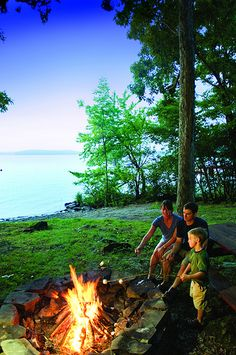 @Caity Experience family fun while camping at one of our area campgrounds! http://www.800poconos.com/places-to-stay/camping/