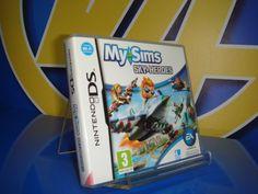 Juego Nintendo DS MY SIMS SKY-HEROES-buen estado