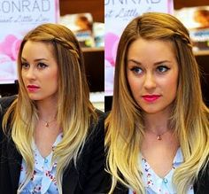 Love this braid hairstyle