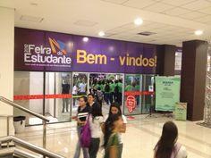 Nos dias 26, 27 e 28 de setembro, o Manaus Plaza Centro de Convenções recebe a quarta edição da Feira Norte do Estudante, com entrada Catraca Livre.