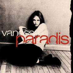"""Vanessa Paradis"" Vanessa Paradis ,  design:Huart / Cholley , photo:Jean-Baptiste Mondino"