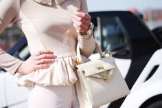 Trend moda donna: peplum mania