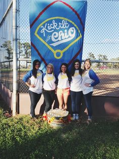 "Wish Week ""Kickin' It With Chi O"" Kickball Tournament 2014"