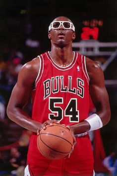 Horace Grant Chicago Bulls Horace Grant ce7a63f84