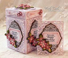 Verity Cards: Happy Birthday Box