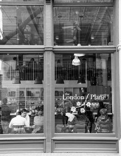 The London Plane - Home
