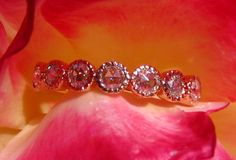 Hey, I found this really awesome Etsy listing at http://www.etsy.com/listing/152451299/rose-cut-moissanite-in-rose-gold
