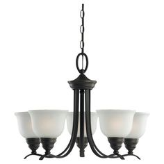 Ceiling Fans Decoration | Sea Gull Lighting 31626782 5 Light Wheaton Chandelier Light Fixture >>> Check out the image by visiting the link. Note:It is Affiliate Link to Amazon. #c4c