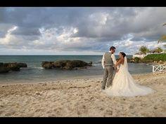 A dream wedding in Jamaica: Sarah and Jamie #DestinationWedding #Jamaica