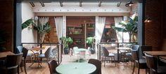 La Contraseña restaurante. Ponzano, 6.