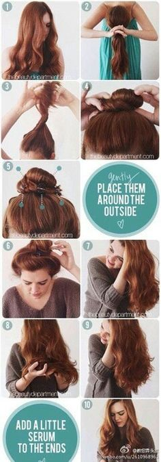 How to make it curl diy
