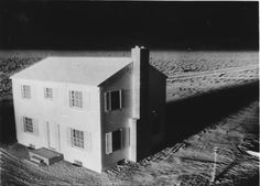 Nuclear Blast Explosions -- Civil Defense Test at the Nevada Test Site