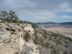 Colorado Springs, Colorado, Spruce Mountain Trail Loop Difficulty: Easy Length: 5.0 miles / 8.0 km Duration: 1-3 hours